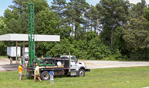 Drilling & Geoprobe Services